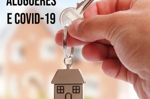 aluguel covid 19